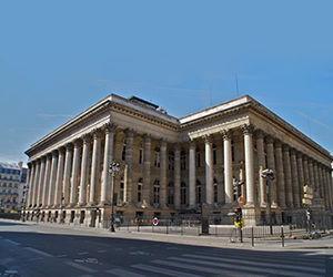 Place de la Bourse - Paris